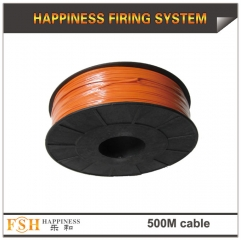 8rolls/lot 500M wire cable for fireworks display,0.45MM copper wire,shooting wire cable